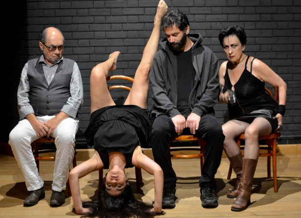 Elento do espetáculo Crave (Foto: Foto:  Divulgação)