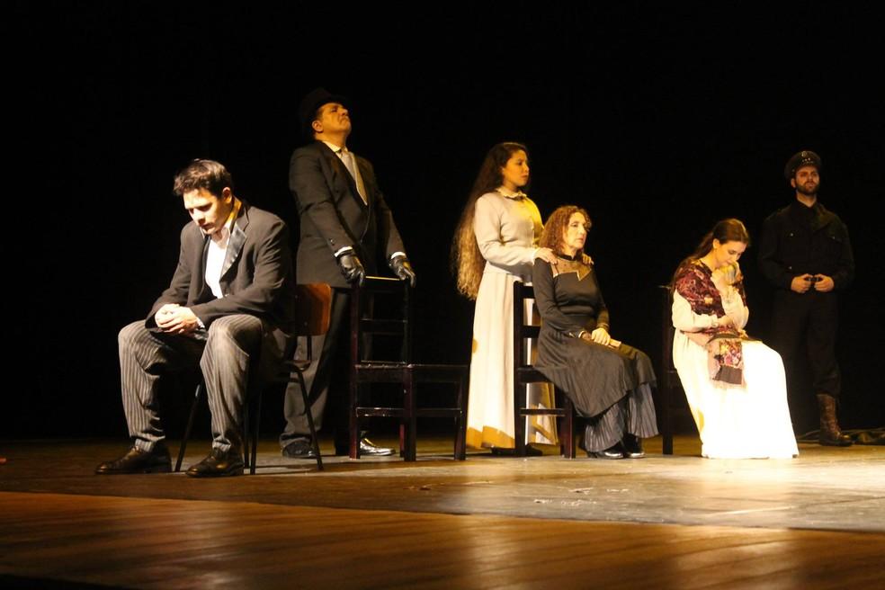 Projeto Teatro da Cidade realiza apresentações em Marília (SP) a partir de domingo (25) — Foto: Prefeitura de Marília/Divulgação