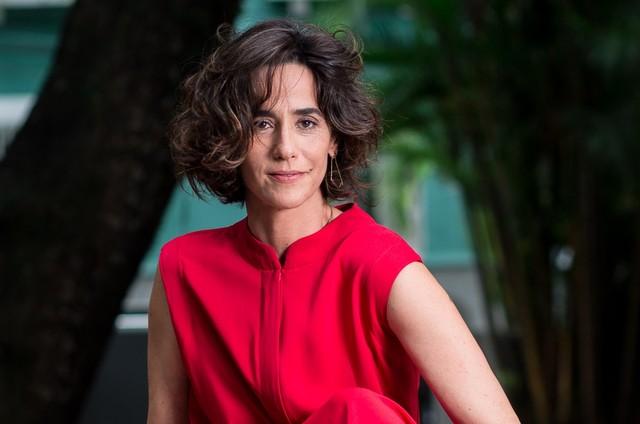 Mariana Lima interpretará uma ex-modelo que se apaixona por uma mulher em 'Um lugar ao sol' (Foto: Lucas Seixas/Divulgação)