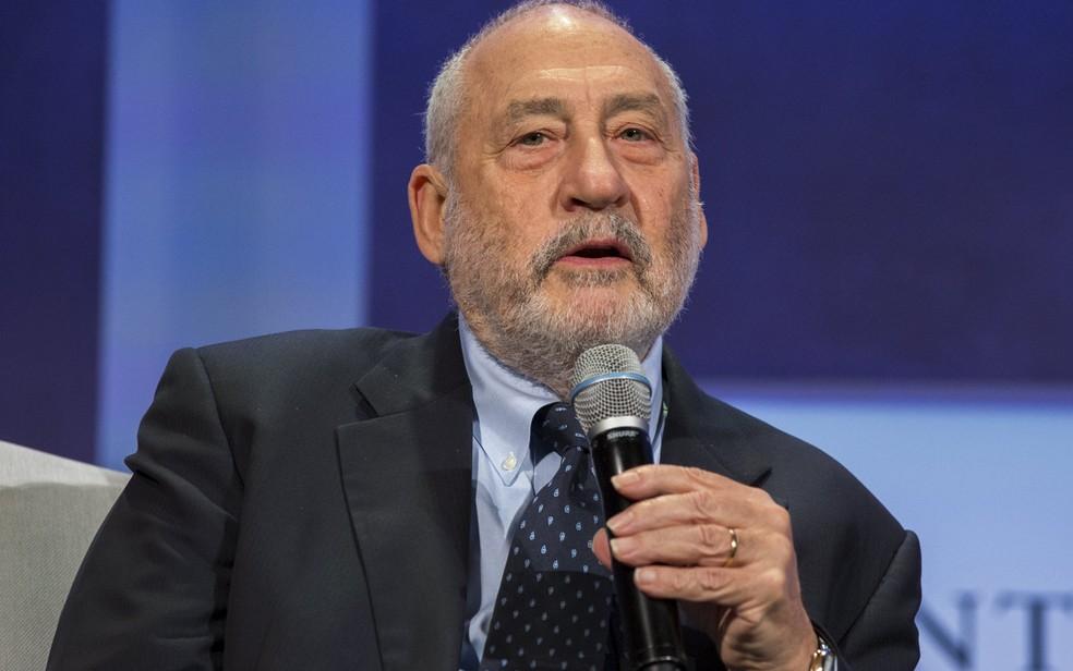 -  Joseph Stiglitz, prêmio Nobel de economia  Foto: Lucas Jackson/Reuters