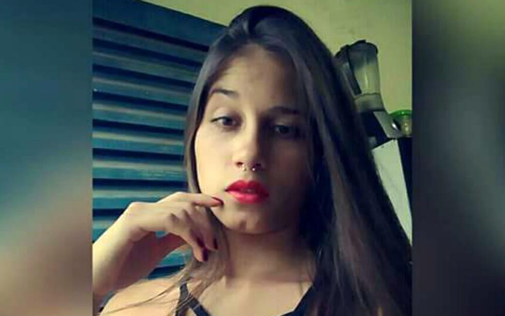 Jovem de 18 anos morreu com tiro na cabeça disparado por namorado no Distrito Federal durante 'roleta-russa' (Foto: Polícia Militar/Divulgação)