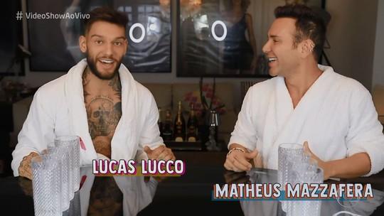Lucas Lucco fala sobre paternidade: 'O sonho de ter um filho é muito grande'