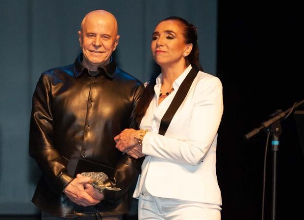 Miguel Falabella e Marisa Orth (Foto: Samuel Chaves/Brazil News)