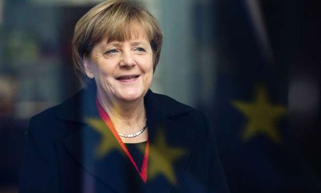 Angela Merkel (Foto: Odd Andersen  / AFP)