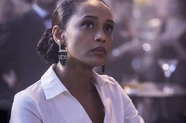 Taís Araujo é Vitória em 'Amor de mãe' (Foto: Reprodução)