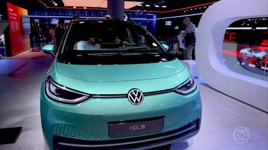 Confira os modelos elétricos lançados no Salão de Frankfurt