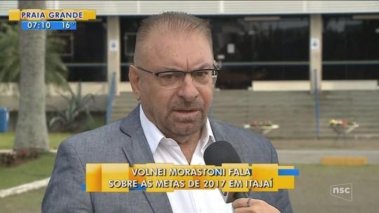 'População vai perceber que o reajuste do IPTU foi muito pouco', diz prefeito de Itajaí