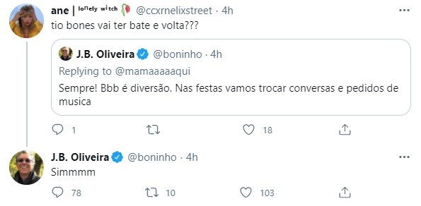 Boninho responde sobre a prova Bate e Volta (Foto: Reprodução)
