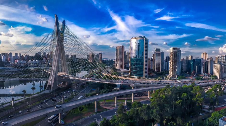são paulo, cidade, brasil, carro (Foto: Reprodução/Pexels)