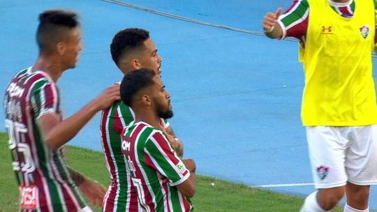 Fluminense chega ao quinto jogo sem marcar no Brasileirão e iguala recorde negativo de 1974