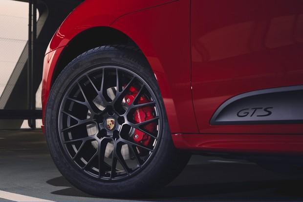 Porsche Macan GTS (Foto: Divulgação)