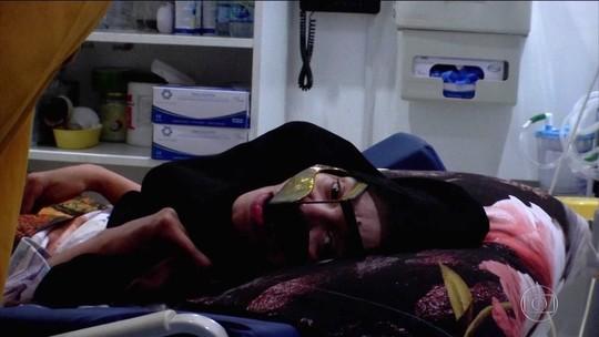 Mulher acorda depois de 27 anos em hospital, praticamente inconsciente