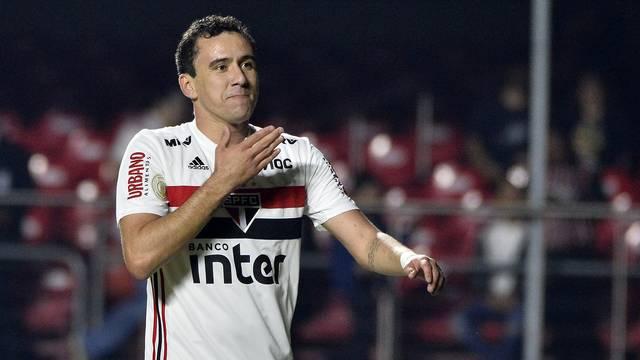 Pablo fez gol aos 9 e se machucou aos 40 minutos em São Paulo x Palmeiras