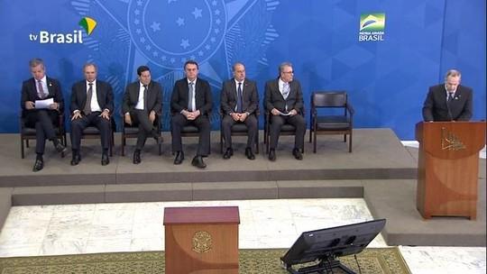 ASSISTA: Governo anuncia medidas para abrir mercado de gás