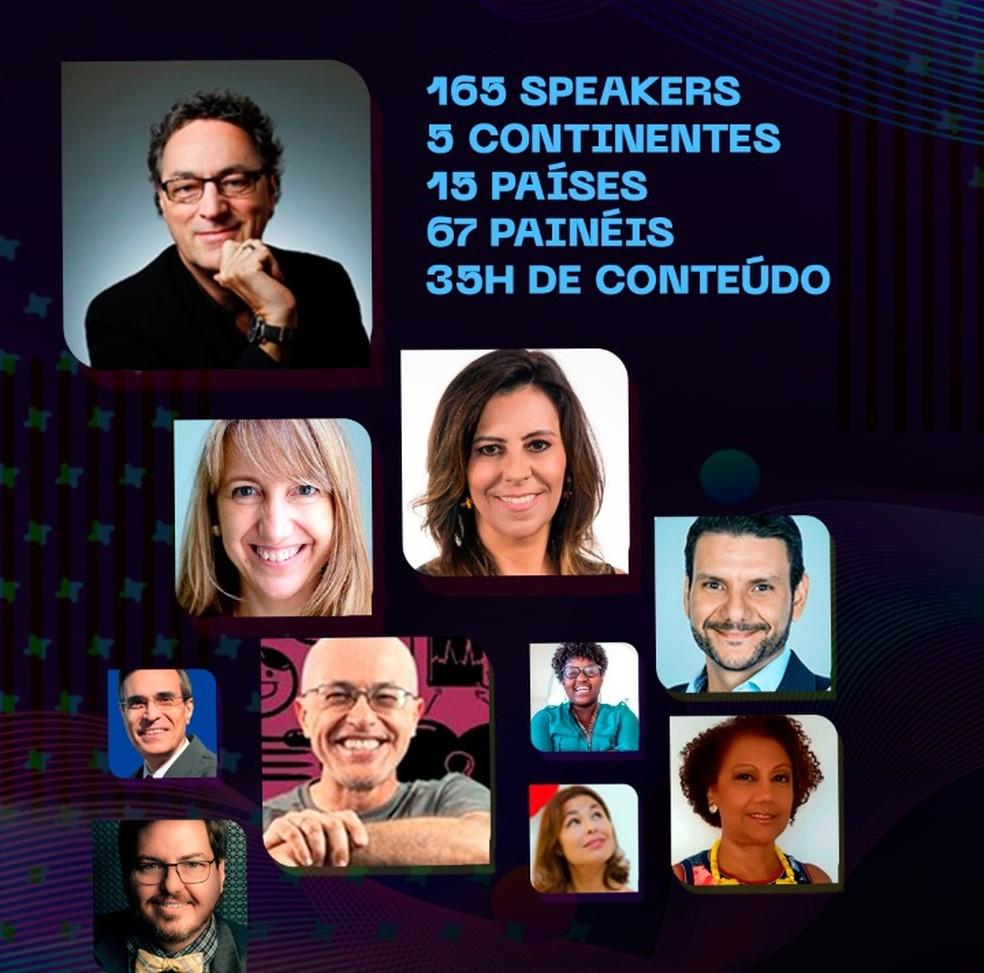 Hacking Rio Talks contará com palestrantes nacionais e internacionais para falarem sobre inovação e empreendedorismo na retomada econômica mundial — Foto: Reprodução/Divulgação