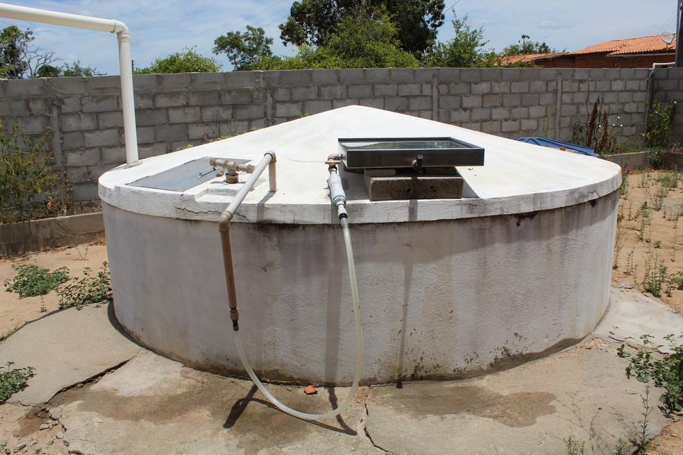 Estudante da BA cria tecnologia para filtrar água através da luz solar em regiões do semiárido e leva prêmio nos EUA — Foto: Divulgação