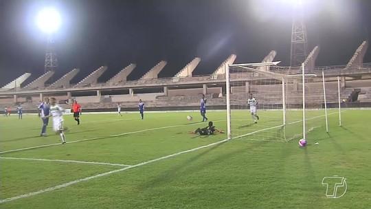 Goleada na 2ª divisão do Paraense tem passe de letra e golaço de cobertura; confira os oito gols