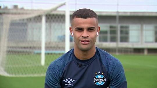Alisson comemora resultado na Argentina e fala sobre titularidade no Grêmio