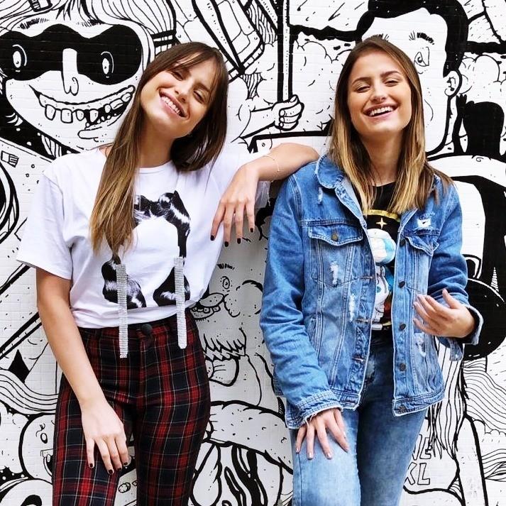 Júlia e Rafaela (Foto: Reprodução/Instagram)