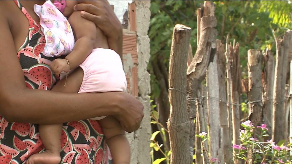 Maranhão tem 2ª maior taxa de morte materna do país, segundo o Ministério da Saúde (Foto: Reprodução/TV Mirante)