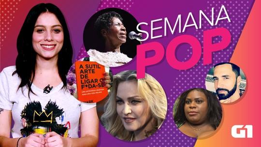 Semana Pop explica novo pai da filha de Latino, cilada de Jojo Todynho, livro mais vendido no país e mais; ASSISTA