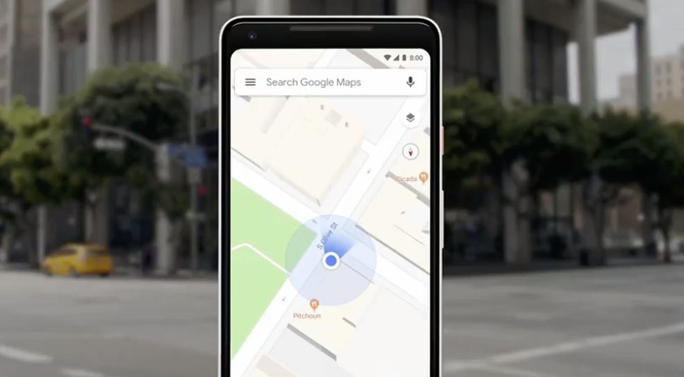 Google reserva várias novidades ao Maps para os próximos meses (Foto: Reprodução/Google)