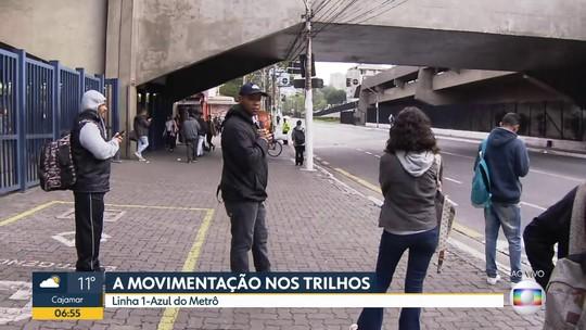 Linhas do Metrô de São Paulo registram 300 falhas em 2019