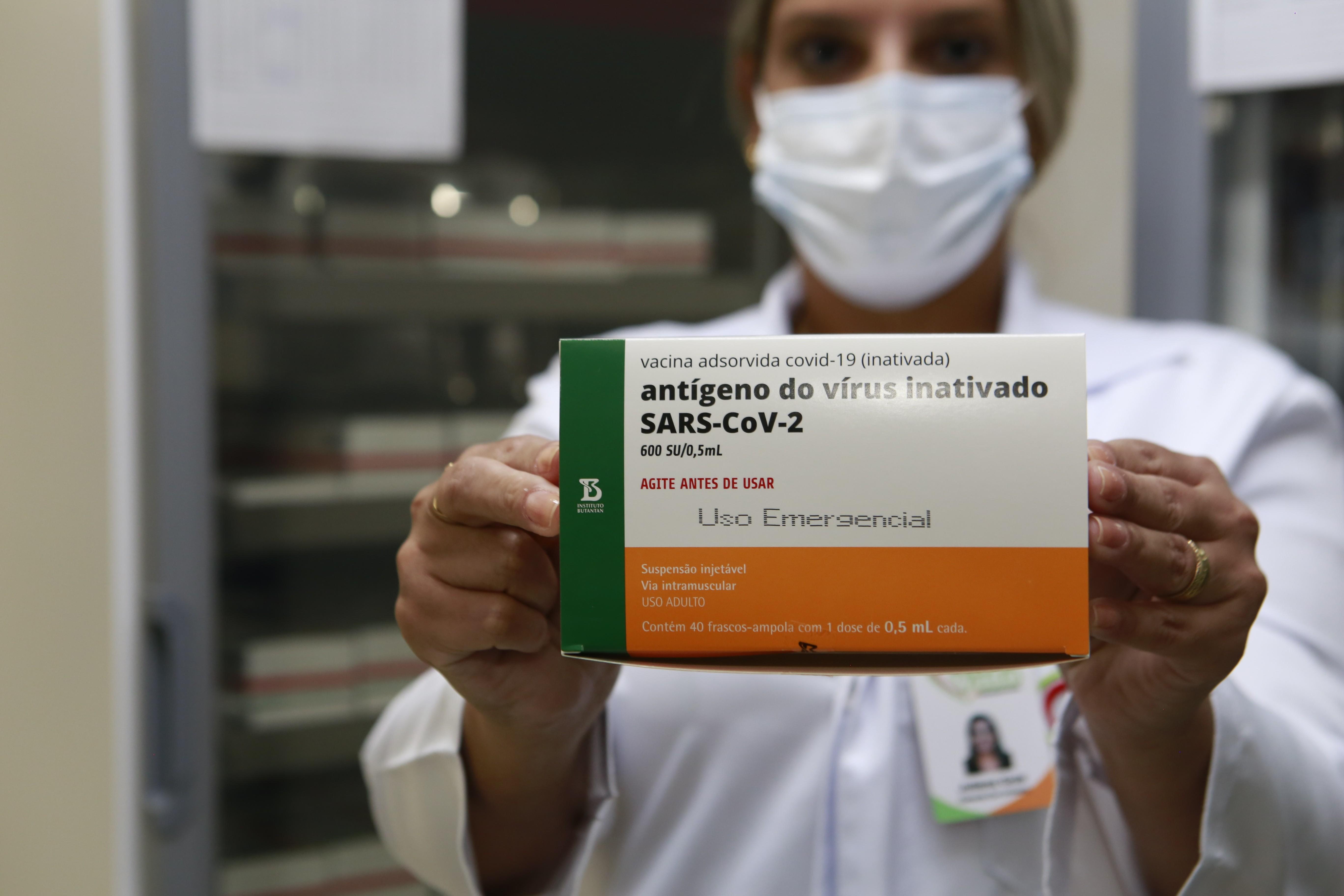 Vacinação de grávidas e puérperas com comorbidades começa na Baixada Santista nesta segunda