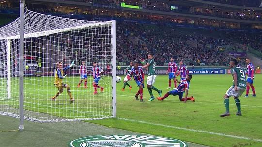 Vídeo: os melhores momentos de Palmeiras 3 x 0 Bahia