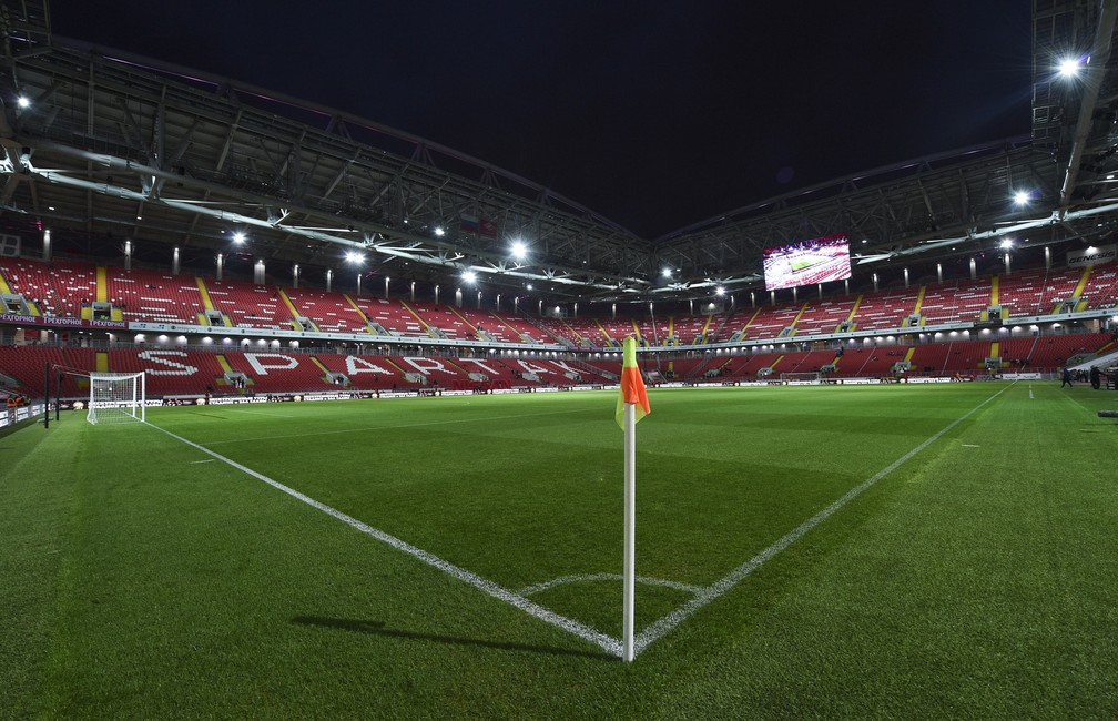 Estádio do Spartak Otkrytie Arena (Foto: Getty Images)