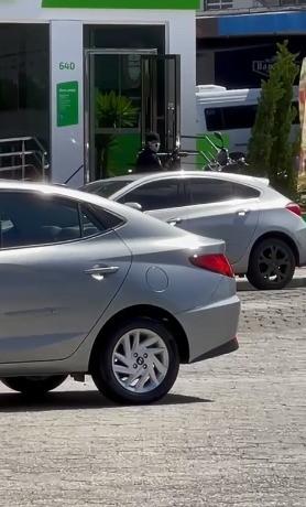 Homens armados assaltam agência bancária em Porto Belo