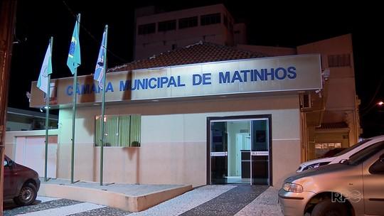 Ministério Público investiga gastos com diárias na Câmara de Matinhos