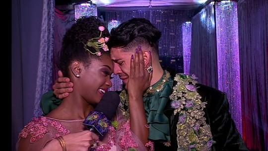 Erika Januza e Dani Calabresa falam da emoção de participar do 'Dança dos Famosos'