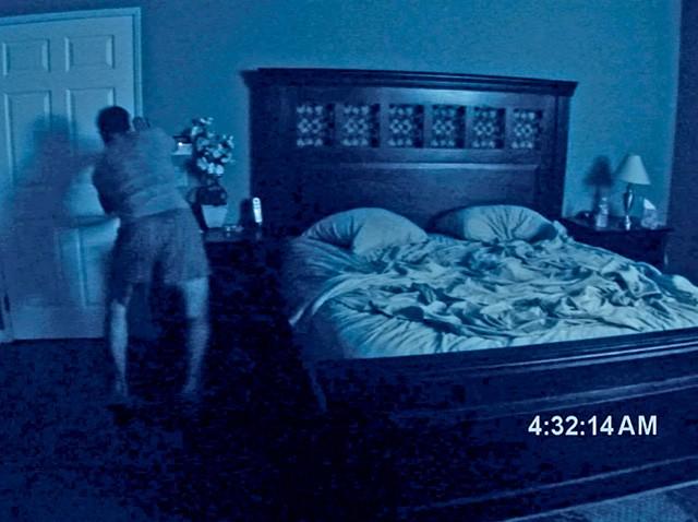 O filme Atividade paranormal do produtor Jason Blum, da produtora Blumhouse (Foto: Fotoarena)