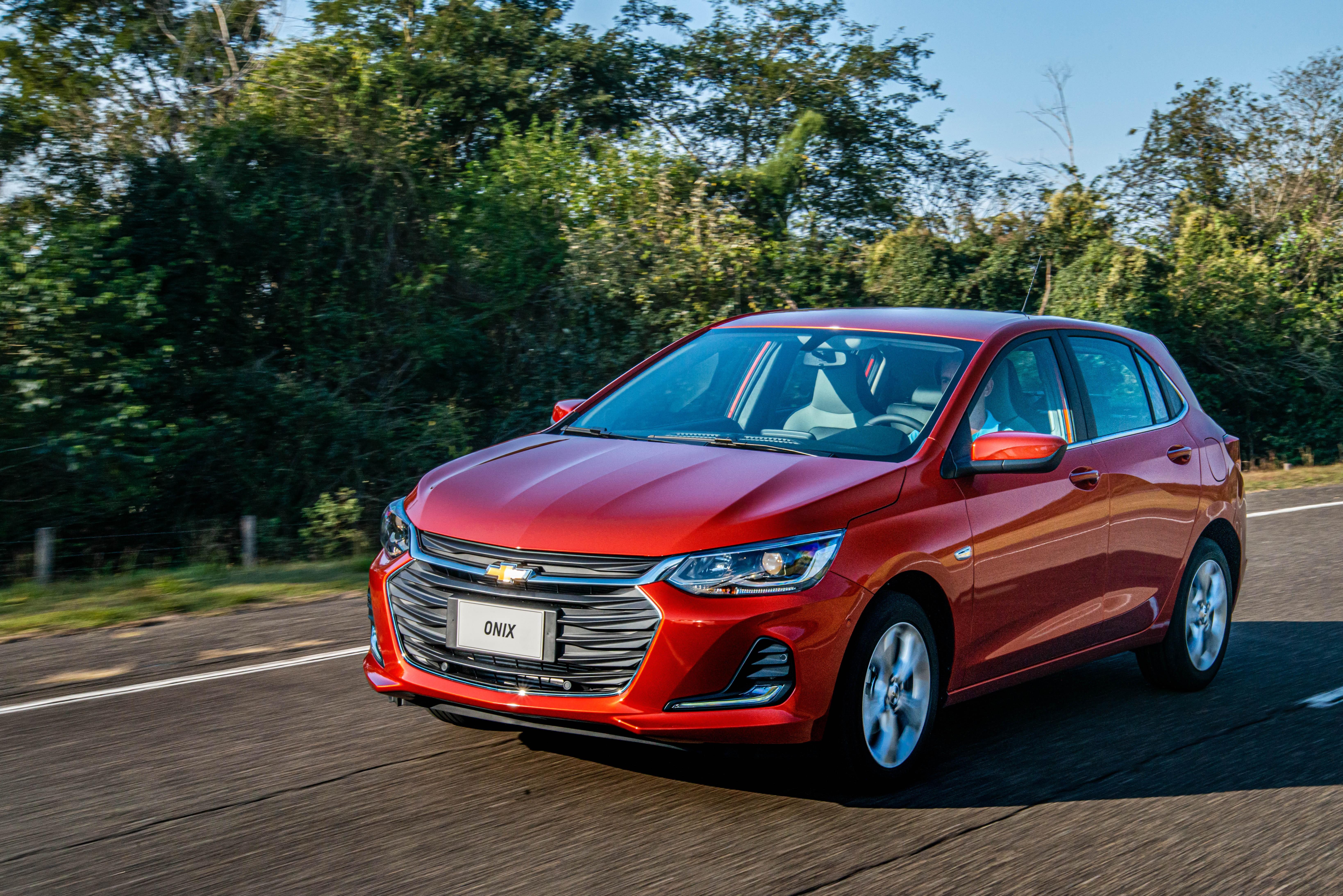 Chevrolet Onix 2020 parte de R$ 48.490; veja fotos preços e versões - Notícias - Plantão Diário