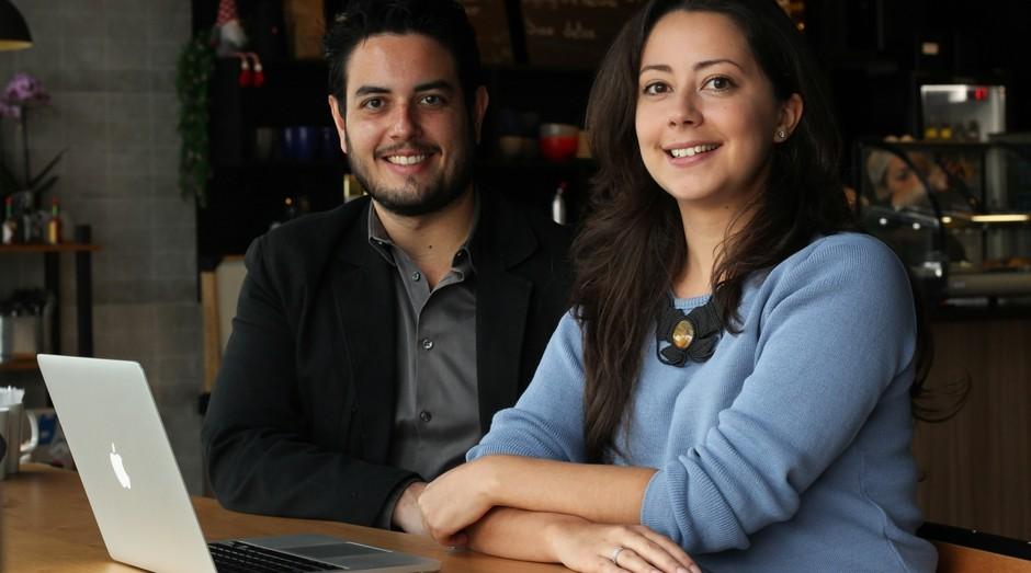 Leandro Oliveira e Juliana Nascimento, fundadores da Vibbra!  (Foto: Divulgação)