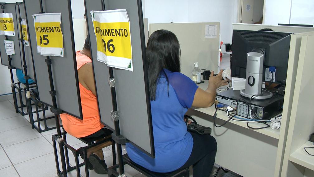 Cadastro biométrico na Paraíba tem postos em 102 municípios, diz Tribunal Regional Eleitoral (Foto: Reprodução/TV Gazeta/Arquivo)