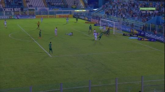 Marcão despista sobre titularidade, mas fica ansioso pelo primeiro gol no Guarani
