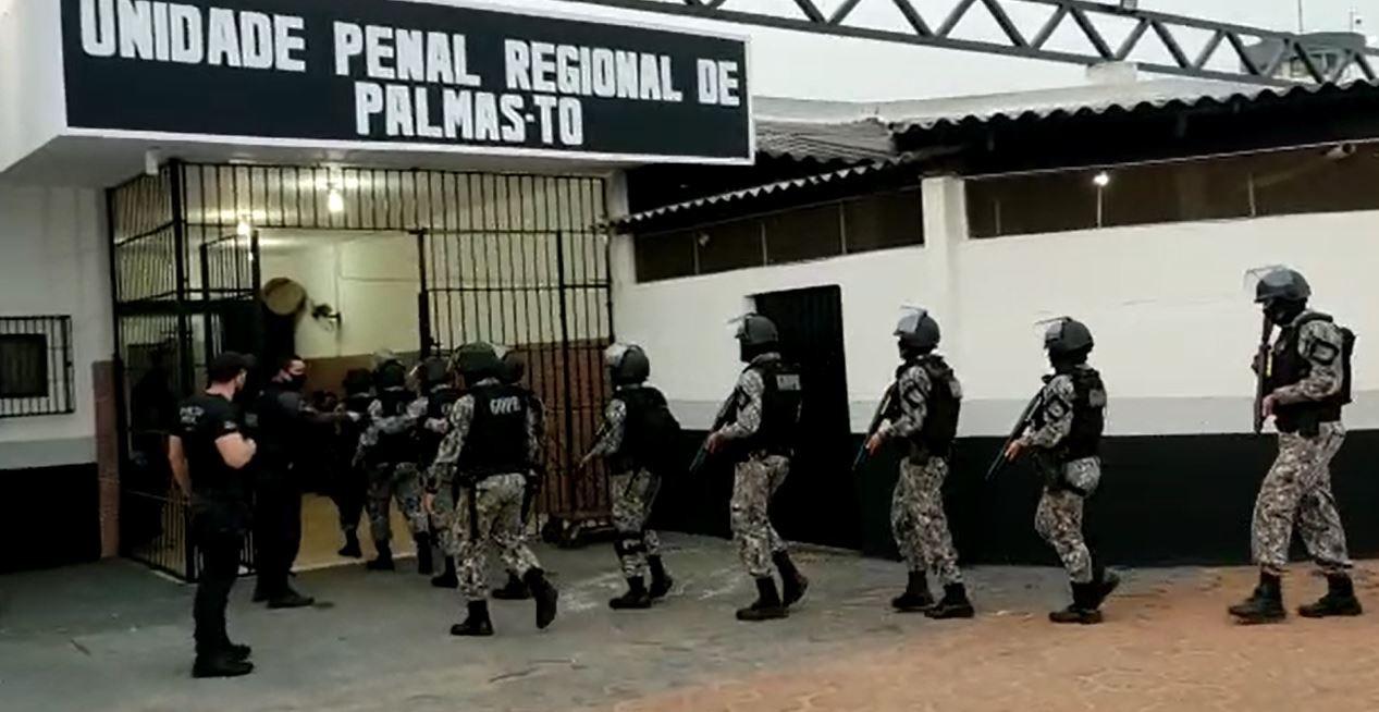 Em gravação feita pela polícia, presidiário alvo de operação avisa facção que contas foram bloqueadas