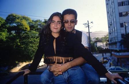 Malu Mader e Taumaturgo Ferreira (Foto: Reprodução)