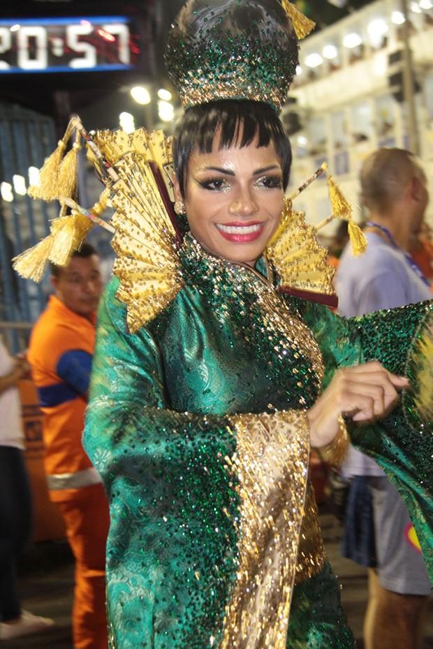 Quitéria Chagas (Foto: Roberto Valverde/ QUEM)