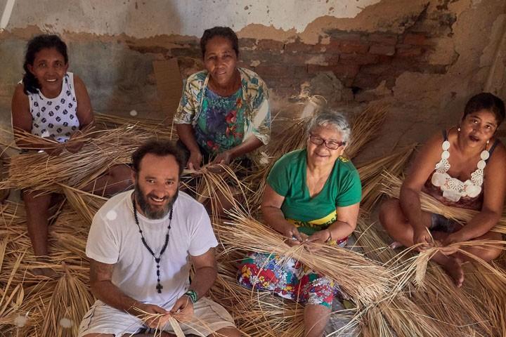 A incrível história das artesãs de Várzea Queimada (Foto: Casa Vogue)