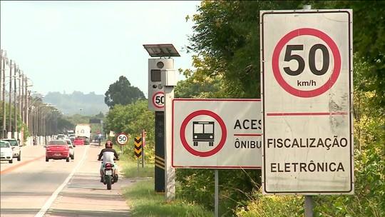 Ministro anuncia acordo com o MPF para instalar 1 mil radares de velocidade em rodovias federais