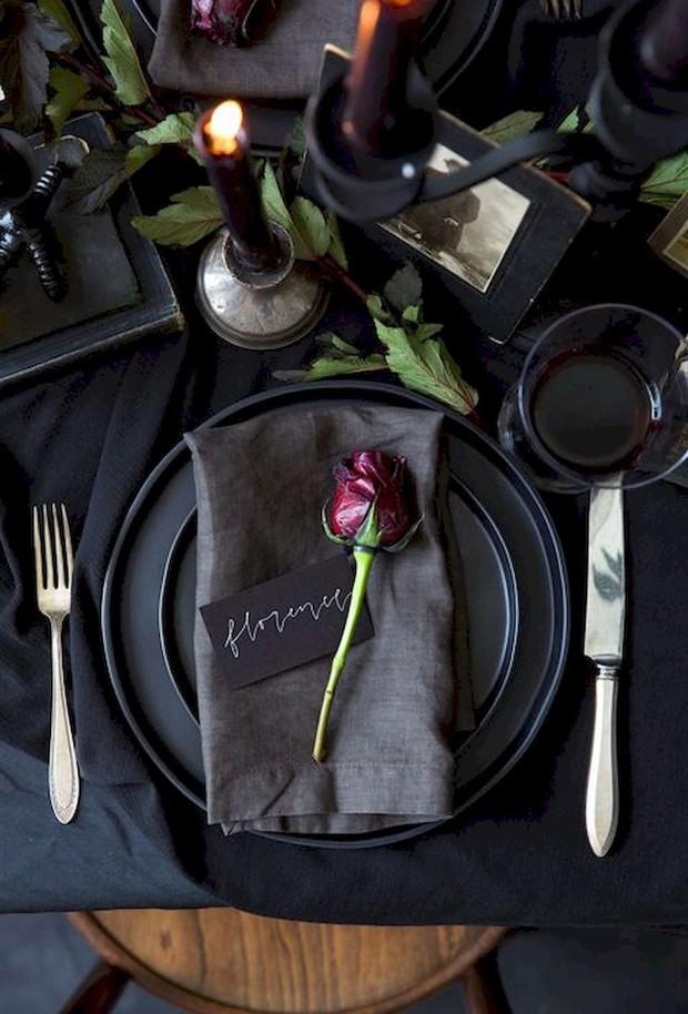 Dia dos Namorados: 7 ideias de decoração para um jantar romântico em casa (Foto: Pinterest/Reprodução)