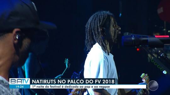 Festival de Verão: primeiro dia de festa anima público na Arena Fonte Nova
