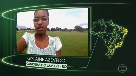 Vídeos de Candeias do Jamari, Avelino Lopes, Luziânia, Juruaia, Montenegro e Bela Cruz