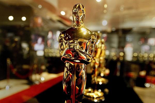 A estatueta do Oscar (Foto: Getty Images)