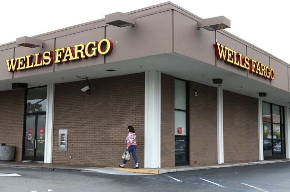 Banco norte-americano Wells Fargo (Foto: Getty Images)