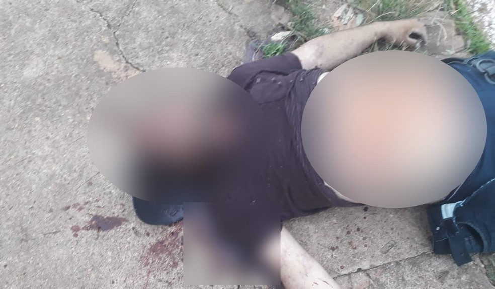 Francisco Ricarte foi encontrado morto em uma calçada no centro da cidade — Foto: Polícia Civil/Divulgação