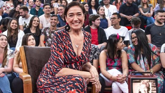 Lilia Cabral elogia filha, Giulia Bertolli, por papel na TV: 'Tento não babar ovo, mas ela tem arrasado'